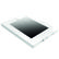 PUREMOUNT Puremount iPad beslag, hvid, For iPad 2/ 3/ 4/ air/ air2,  L:287xW:217xH:20mm,  Løst hus