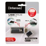 INTENSO iMobile Line        32GB USB 3.0 + Lightning Connector