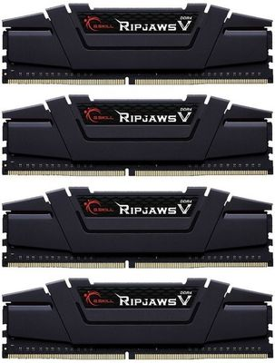 DDR4 32GB PC 3400 CL16 KIT (4x8GB) 32GVRB Ripjaws 4