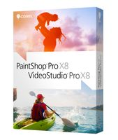 COREL Photo & Video Suite X8-Software Keine Angaben Keine Angaben Keine Angaben (PVSX8DEMBEU)