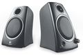 LOGITECH Z130 Speakers - BLACK - PLUGG - EMEA