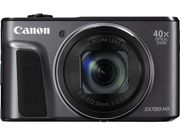 CANON POWERSHOT SX720 HS BLACK 20.3MP 40X OPTICALZOOM WIFI      IN CAM