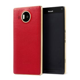 Lumia 950XL BackCover RedGld WLC/NFC