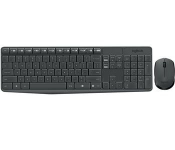 LOGITECH MK235 Wireless German (920-007905)