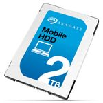 SEAGATE Laptop HDD 1TB 2.5 SATA 5.4K 128MB