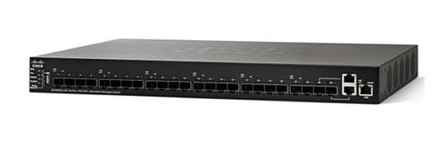 CISCO SG350XG-24F 24-port Ten Gigabit (SFP+) Switch (SG350XG-24F-K9-EU)