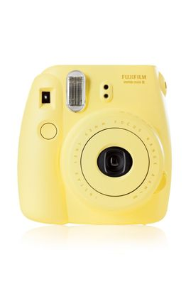 Instax Mini 8 Set yellow