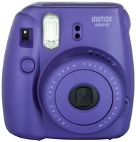Instax Mini 8 Set incl. Film grape