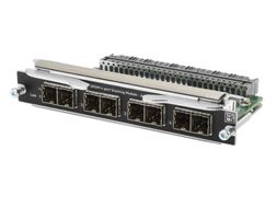 Hewlett Packard Enterprise ARUBA 3810M 4-PORT STACKING MOD .                                IN CPNT (JL084A)