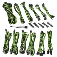 Alchemy 2.0 PSU Cable Kit, EVG-Series - schwarz/ grün