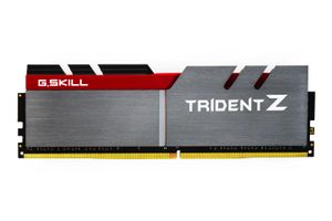 G.SKILL DDR4 32GB PC 2800 CL14 KIT (2x16GB) 32GTZ Ripjaws (F4-2800C14D-32GTZ)