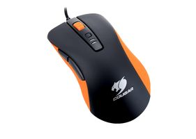 300M optische Gaming Maus - orange