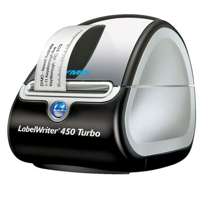 LabelWriter 450 Turbo ValuePack 2016 inkl 2 etikettrullar