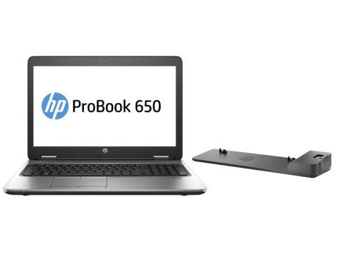 Bundle ProBook 650 G2 i5+dock (SE)