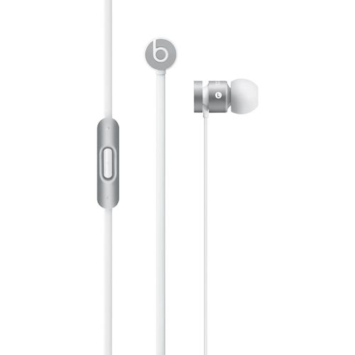 APPLE urBeats In-Ear Headphones Sølv,  Mic, in-line fjernkontroll (MK9Y2ZM/A)