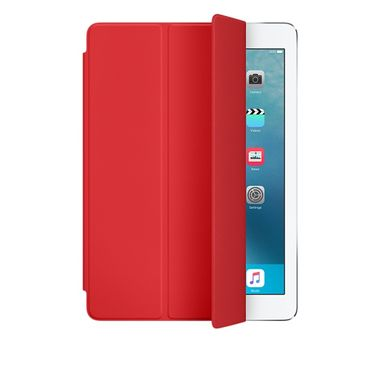 """Smart Cover 9.7"""" Ipadpro RED"""