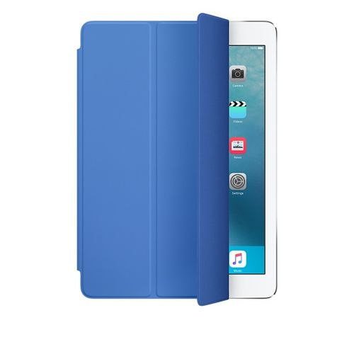 APPLE Smart Cover for 9.7 iPad Pro - Blue (MM2G2ZM/A)