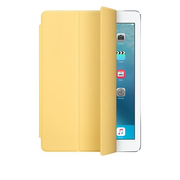 Smart Cover for 9.7 iPad Pro - Yellow