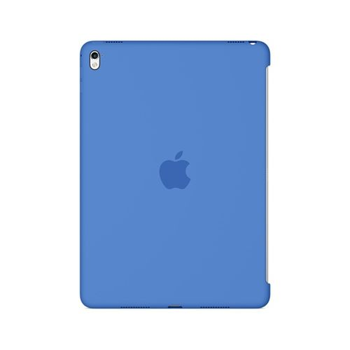 APPLE Silicone Case for 9.7 iPad Pro - Blue (MM252ZM/A)