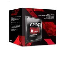 A8 7650K Black Edition, Socket-FM2+ Processor, 3.3GHz, Quad Core, 4MB, 95W,  28nm, Radeon R7, inkl.  kylare
