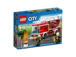 City 60107 Fire Ladder Truck