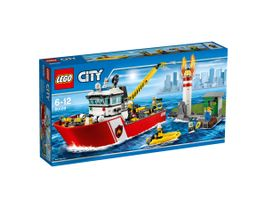 City 60109 Fire Boat