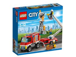 City 60111 Fire Utility Truck