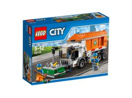 City 60118 Garbage Truck