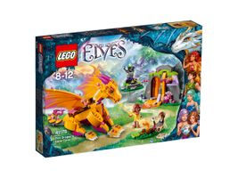 Elves 41175 Dragon`s Lava Cave