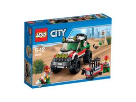 City 60115 4 x 4 Off Roader
