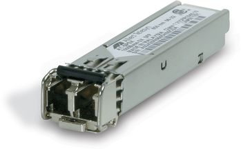 Allied Telesis 500m 850nm 1000Base-SX Small Form Pluggable - Hot Swappable - Industrial Temperature (AT-SPSX/I)