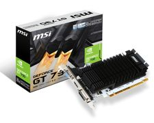 MSI GeForce GT 730 LP DDR3 64-bit HDMI 2GB