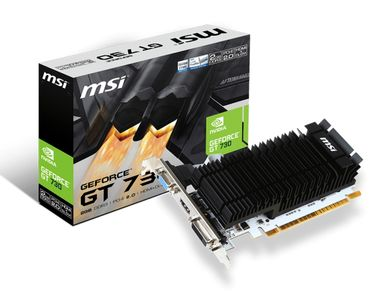 MSI N730K-2GD3H/ LP 2048MB DDR3 64bit (N730K-2GD3H/LP)
