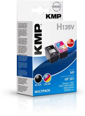 H135V Multipack BK/Color compatible with HP CH 561/562