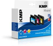 KMP H101V Multipack C/M/Y compatible with HP 951 XL