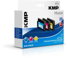 H101V Multipack C/M/Y compatible with HP 951 XL