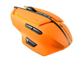 600M Laser Gaming Maus - orange