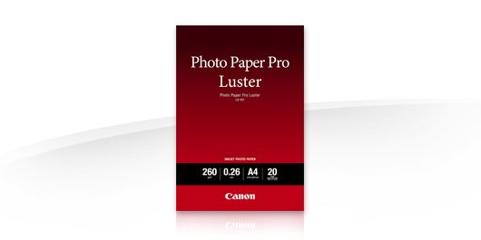 Photo Paper Luster A2 25 sheets (LU-101)