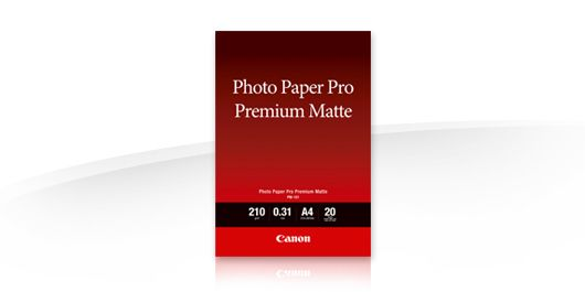 PM-101 A2 photo paper 20 sheets