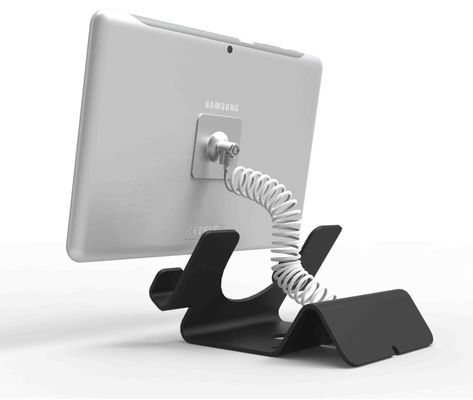 UNIVERSAL TABLET LOCK & STAND TABLETS AND SMARTPHONES