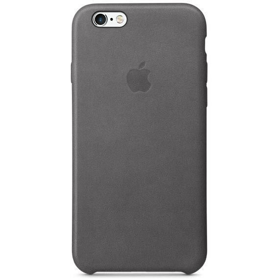 skinndeksel for iPhone 6s Storm Gray