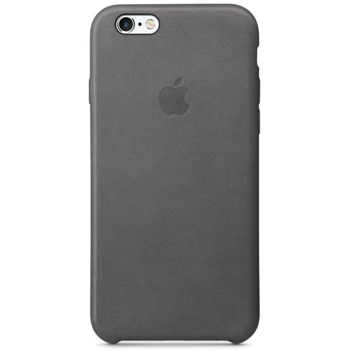 APPLE skinndeksel for iPhone 6s Storm Gray (MM4D2ZM/A)