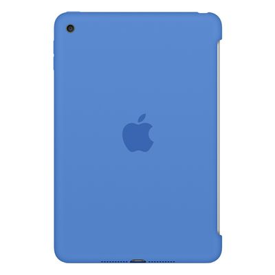 IPAD MINI 4 SILICONE CASE ROYAL BLUE