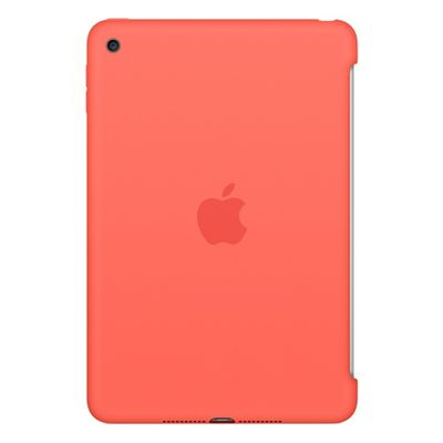 IPAD MINI 4 SILICONE CASE APRICOT
