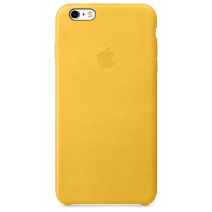 APPLE iPhone6s Plus Leder Case (marigold) (MMM32ZM/A)