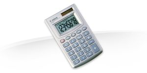 CANON LS-270H pocket calculator (5932A016*80)