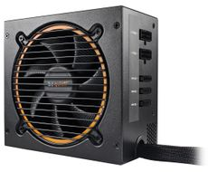 be quiet! Pure Power 9 600W CM, 80PLUS Silver, activePFC,  4xPCI-E