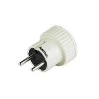 Travel Plug Type E L South European Adapter V3
