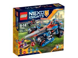 NEXO KNIGHTS 70315 Clay`s Rumble Blade