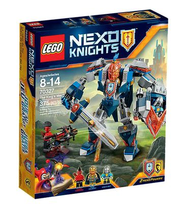 NEXO KNIGHTS 70327 The King`s Mech